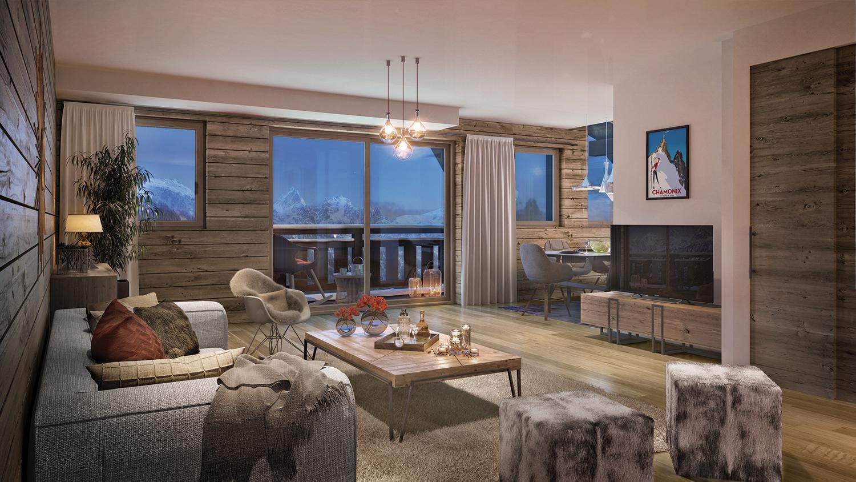 <p>PROGRAMME IMMOBILIER NEUF 'LE GREEN' A VENDRE.<br></p><p>Dans une petite résidence résolument haut de gamme de 10 appartements seulement, appartement neuf de
