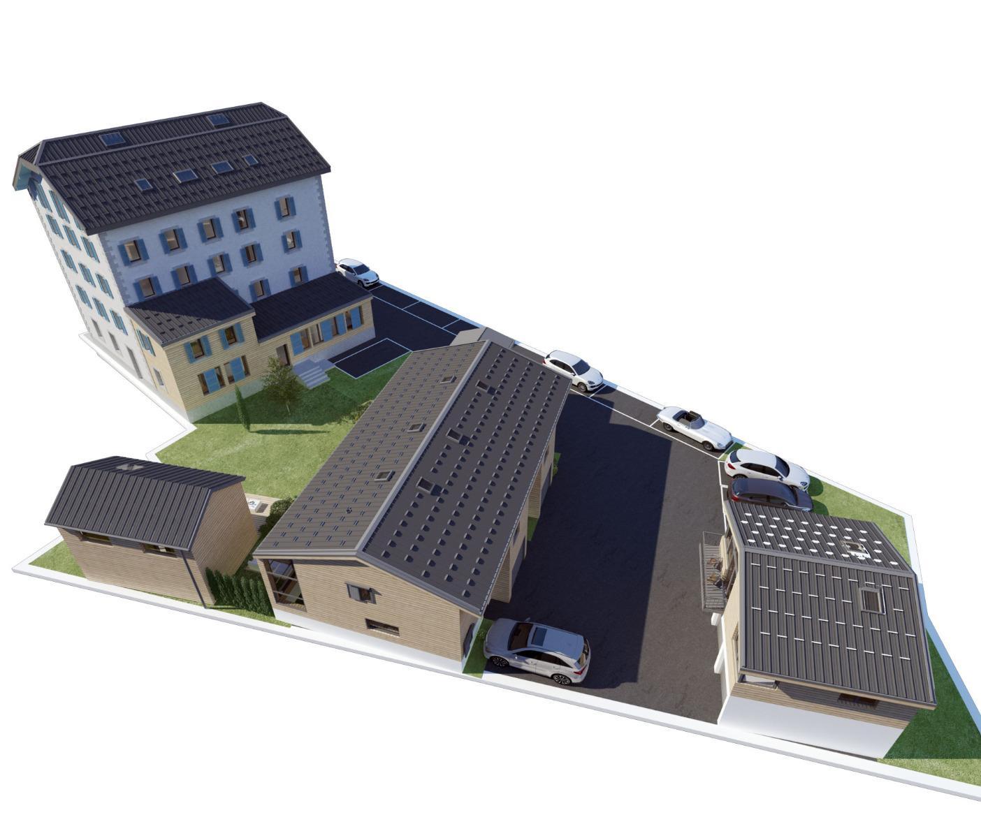 <p>Plateau de 110 m² et à aménager au rez-de-chaussée d'un immeuble en cours de rénovation. Possibilité de créer un appartement avec trois chambres.